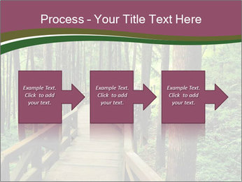 Wooden road PowerPoint Templates - Slide 88