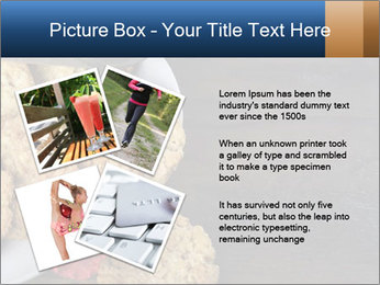 Chocolate muffin PowerPoint Template - Slide 23