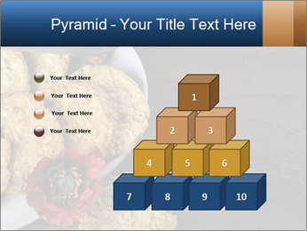 Chocolate muffin PowerPoint Template - Slide 31