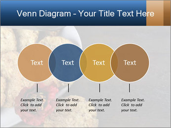 Chocolate muffin PowerPoint Template - Slide 32