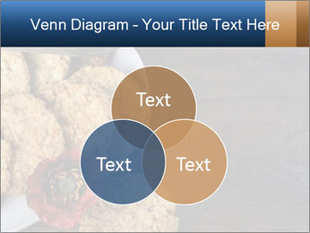 Chocolate muffin PowerPoint Template - Slide 33
