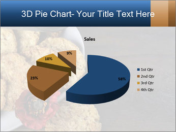 Chocolate muffin PowerPoint Template - Slide 35