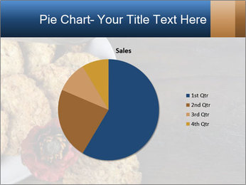 Chocolate muffin PowerPoint Template - Slide 36
