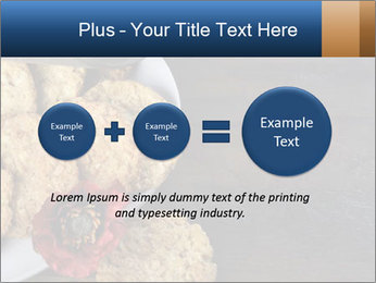 Chocolate muffin PowerPoint Template - Slide 75