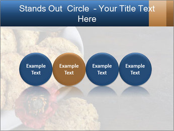 Chocolate muffin PowerPoint Template - Slide 76