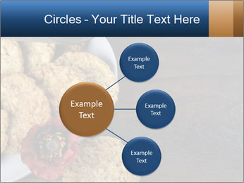 Chocolate muffin PowerPoint Template - Slide 79