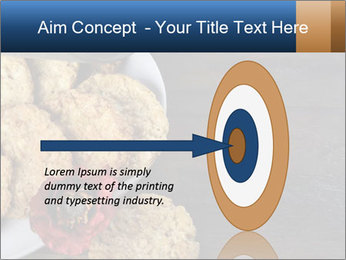 Chocolate muffin PowerPoint Template - Slide 83