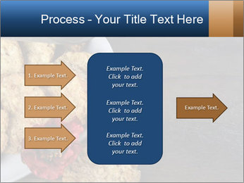 Chocolate muffin PowerPoint Template - Slide 85