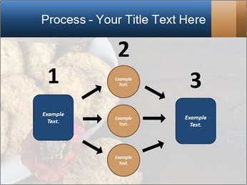 Chocolate muffin PowerPoint Template - Slide 92