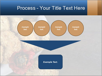 Chocolate muffin PowerPoint Template - Slide 93