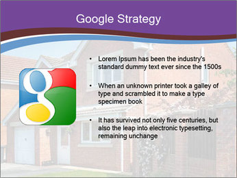 Red brick house PowerPoint Template - Slide 10