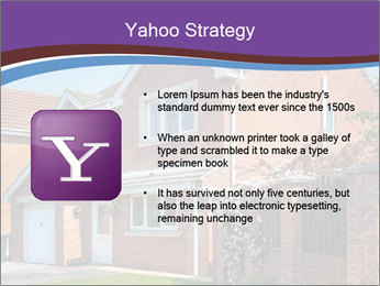 Red brick house PowerPoint Templates - Slide 11