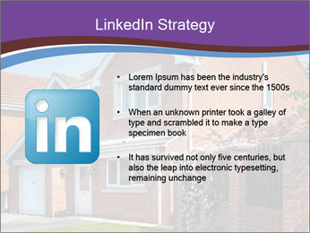 Red brick house PowerPoint Templates - Slide 12