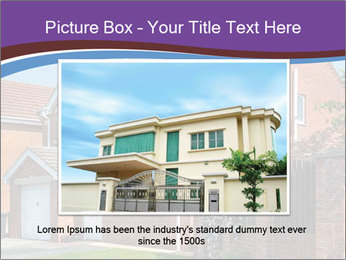 Red brick house PowerPoint Template - Slide 16