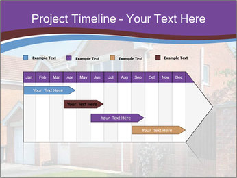 Red brick house PowerPoint Template - Slide 25
