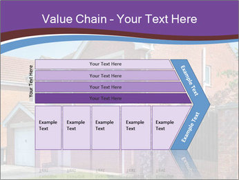 Red brick house PowerPoint Template - Slide 27