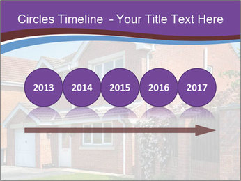 Red brick house PowerPoint Template - Slide 29