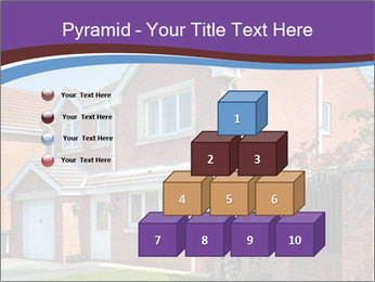 Red brick house PowerPoint Templates - Slide 31