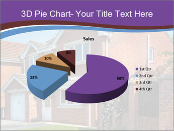 Red brick house PowerPoint Template - Slide 35