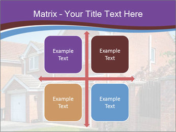 Red brick house PowerPoint Template - Slide 37