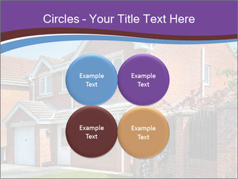 Red brick house PowerPoint Template - Slide 38