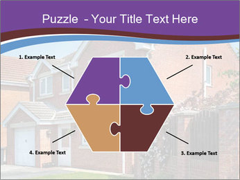 Red brick house PowerPoint Template - Slide 40