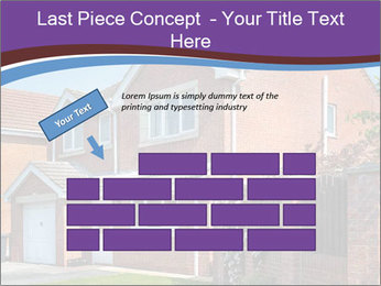 Red brick house PowerPoint Template - Slide 46