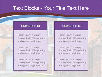 Red brick house PowerPoint Template - Slide 57