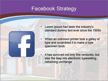 Red brick house PowerPoint Templates - Slide 6