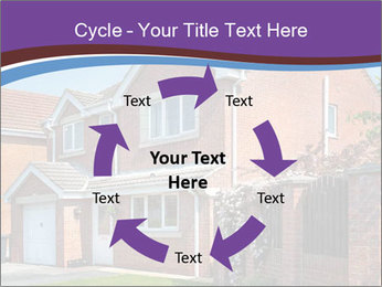Red brick house PowerPoint Templates - Slide 62