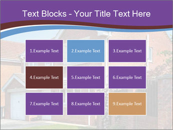 Red brick house PowerPoint Templates - Slide 68