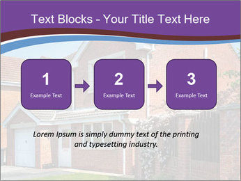Red brick house PowerPoint Templates - Slide 71