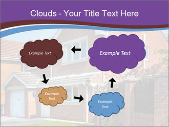 Red brick house PowerPoint Templates - Slide 72