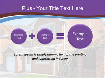 Red brick house PowerPoint Templates - Slide 75