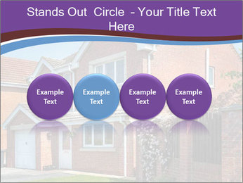 Red brick house PowerPoint Templates - Slide 76