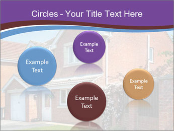Red brick house PowerPoint Templates - Slide 77