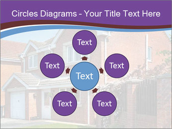 Red brick house PowerPoint Templates - Slide 78
