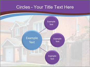 Red brick house PowerPoint Templates - Slide 79