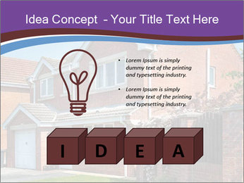 Red brick house PowerPoint Templates - Slide 80