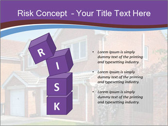 Red brick house PowerPoint Templates - Slide 81