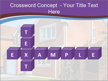 Red brick house PowerPoint Template - Slide 82