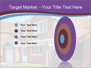 Red brick house PowerPoint Templates - Slide 84