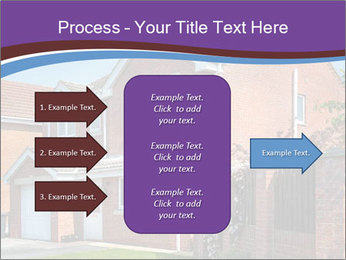 Red brick house PowerPoint Template - Slide 85