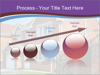 Red brick house PowerPoint Template - Slide 87