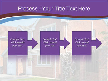 Red brick house PowerPoint Templates - Slide 88