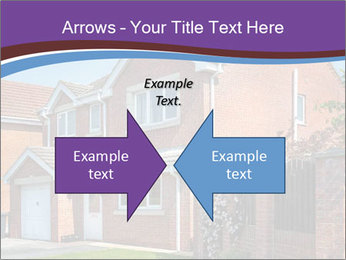 Red brick house PowerPoint Template - Slide 90