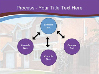 Red brick house PowerPoint Templates - Slide 91