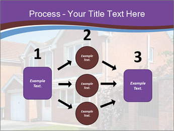 Red brick house PowerPoint Templates - Slide 92