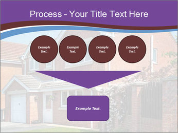 Red brick house PowerPoint Template - Slide 93