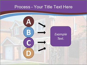 Red brick house PowerPoint Template - Slide 94
